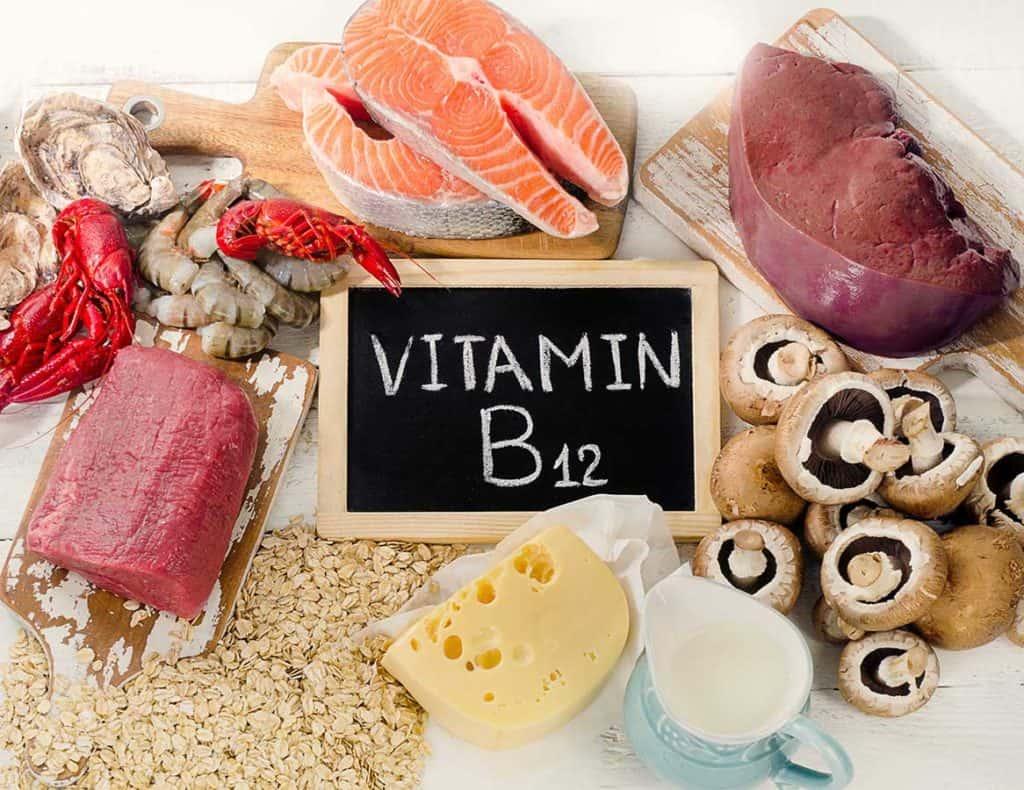 Vitamin B12 natural