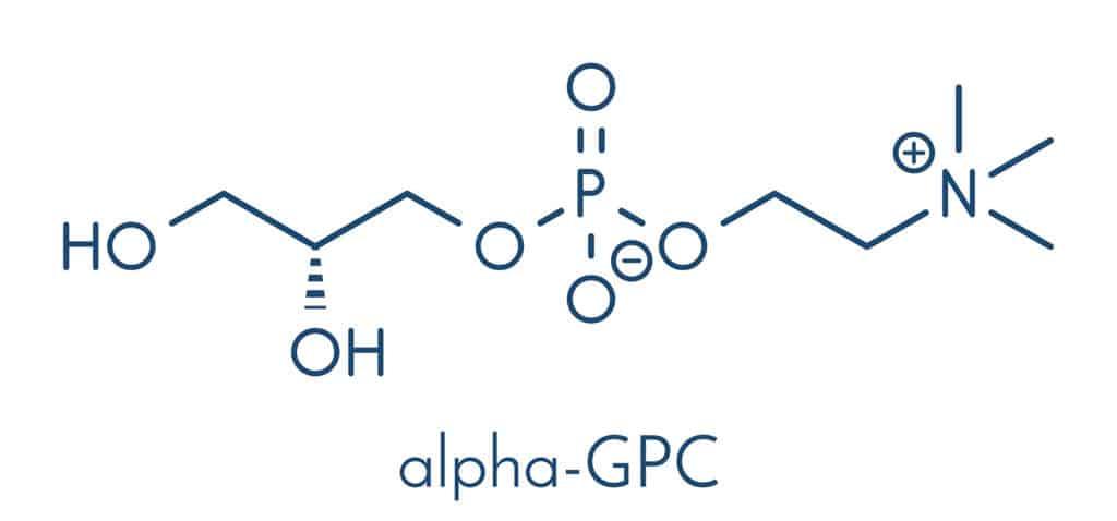 Alpha-GPC structure