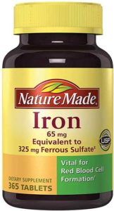 Iron-supplement-Nature-made