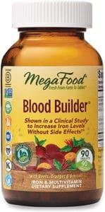 Megafood Iron Supplement