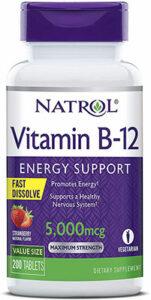 Natrol advanced sleep vitamin