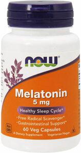 Now Melatonin 5g