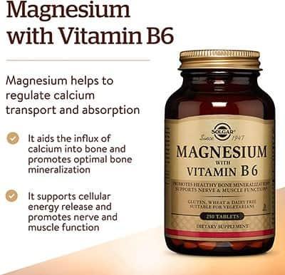 Vitamin B Magnesium