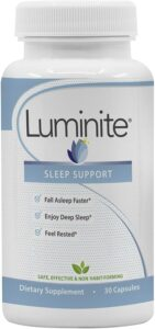 Luminite Sleep Support