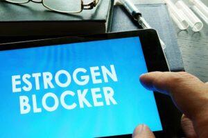 Estrogen blocker