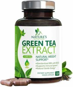 Green Tea Extracted
